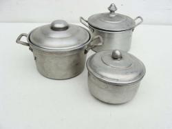 3 pots inox 1