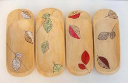 4 plateaux feuilles 1