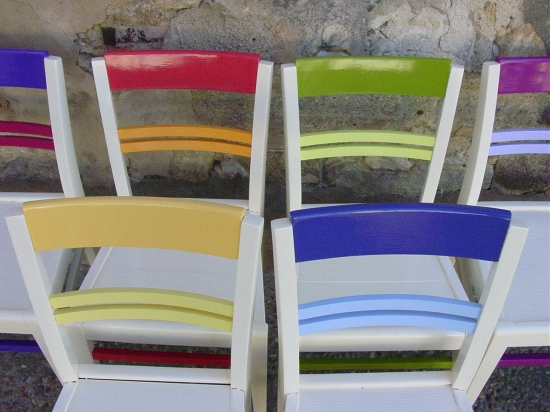 6 Chaises Finies 13