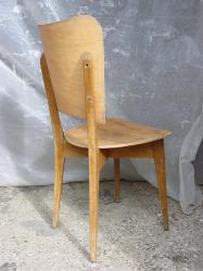 6 chaises sans 3