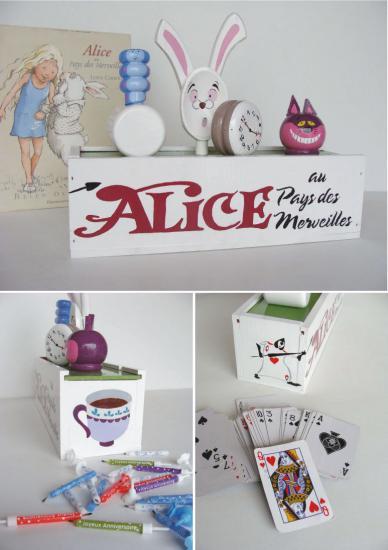 Alice x 3