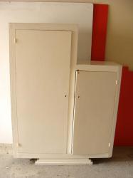 Armoire blanche 8