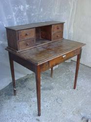 Bureau 4 tiroirs 4