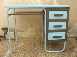 Bureau bleu 2