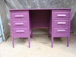 Bureau violet 2