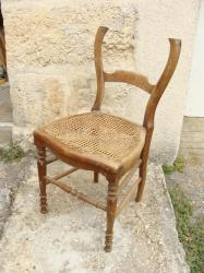 Chaise cannee1