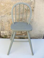 Chaise haute 1