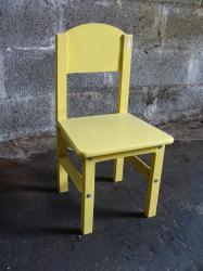 Chaise jaune2 1
