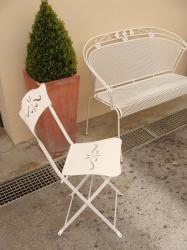 Chaise motif 4