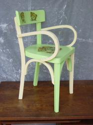 Chaise verte 2