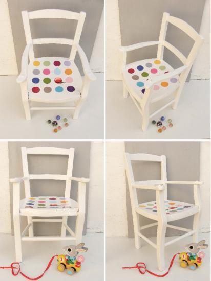 Chaise x 5