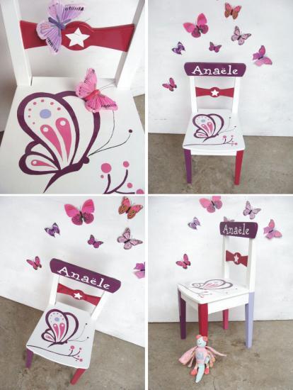 Chaise x 6