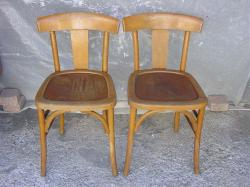 Chaises bistrot 1