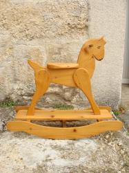 Cheval bascule 1