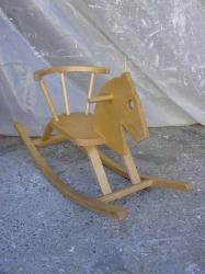 Cheval bascule 3