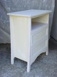 Chevet blanc 3