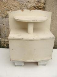 Chevet blanc 5