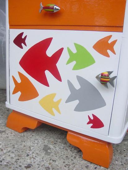 Chevet poissons 12