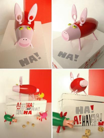 Cochon x 4