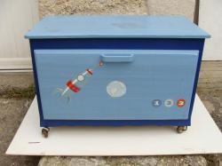 Coffre bleu 5