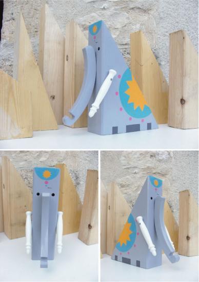 Elephant x 3