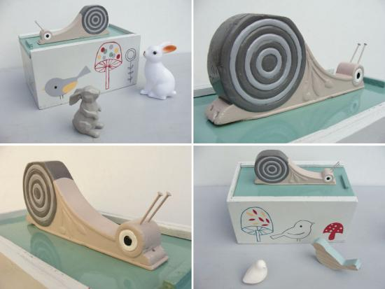 Escargot x 4