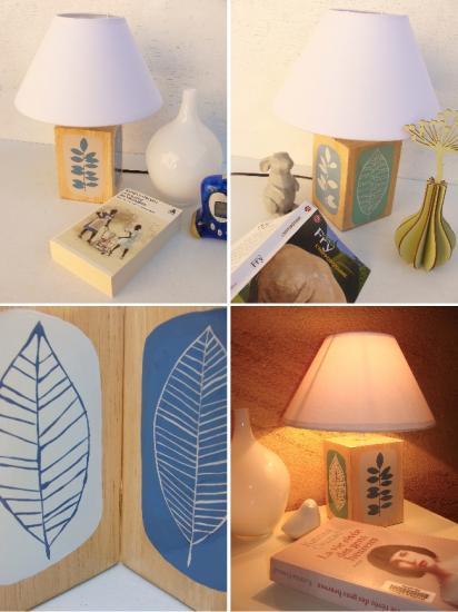 Lampe x 4