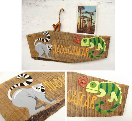 Madagascar x 3