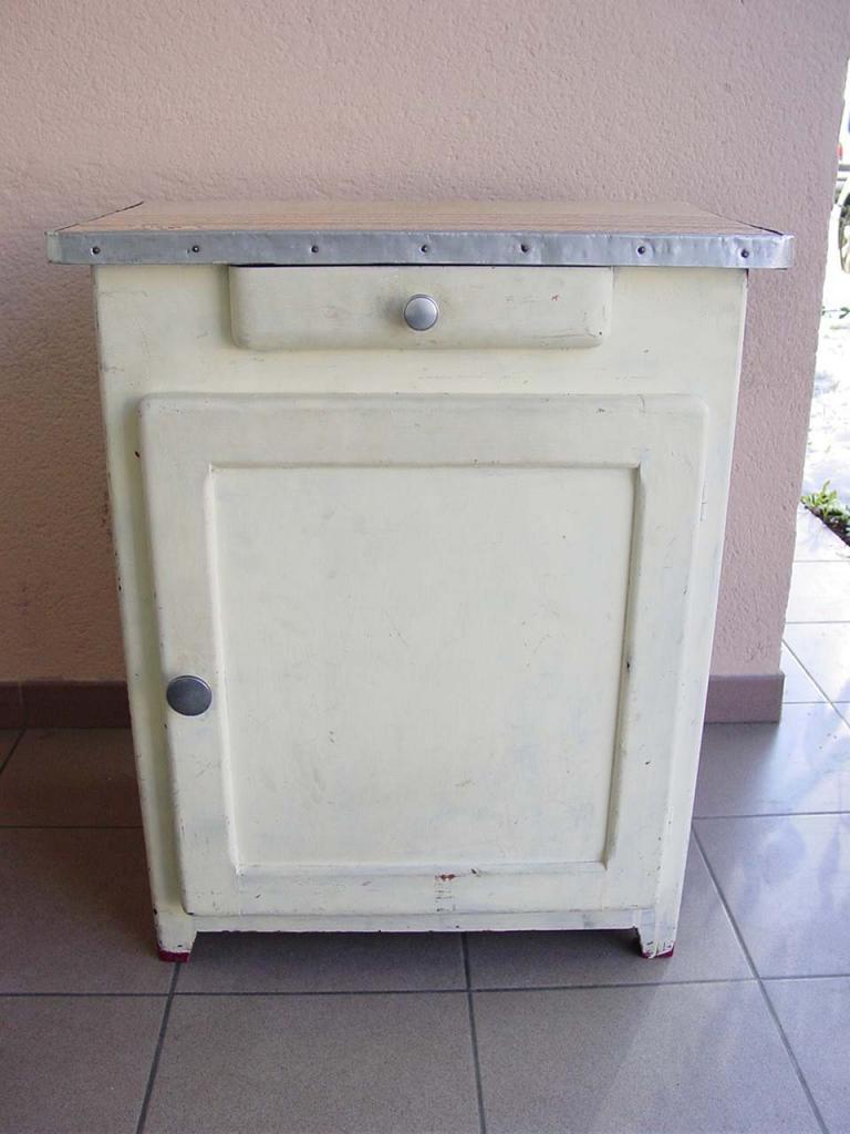 Les pr ts peindre 3 for Petits meubles de cuisine