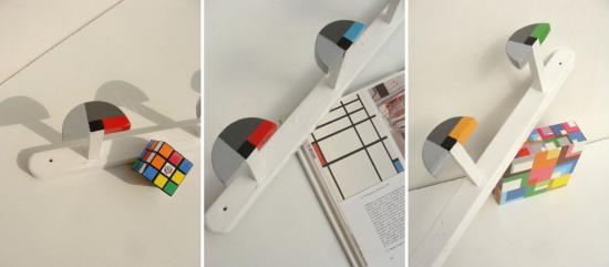 Mondrian x 3