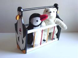Panier pingouin 1