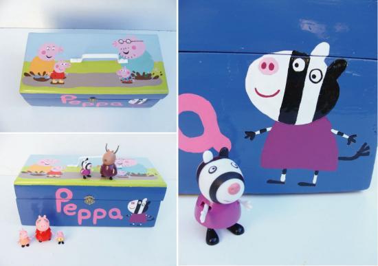 Peppa x 3
