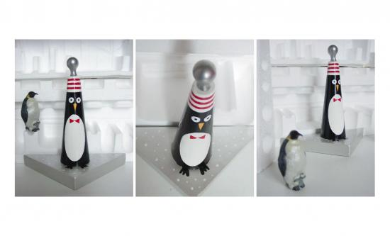 Pingouin x 3