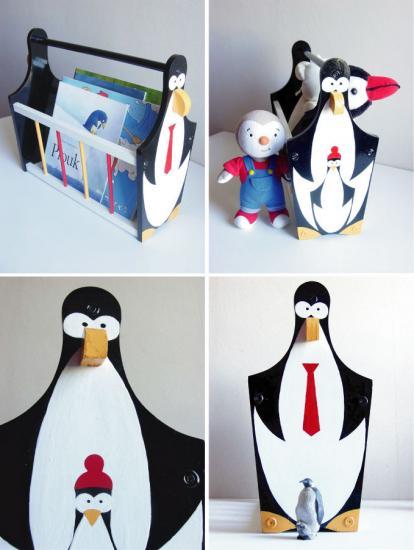 Pingouin x 4