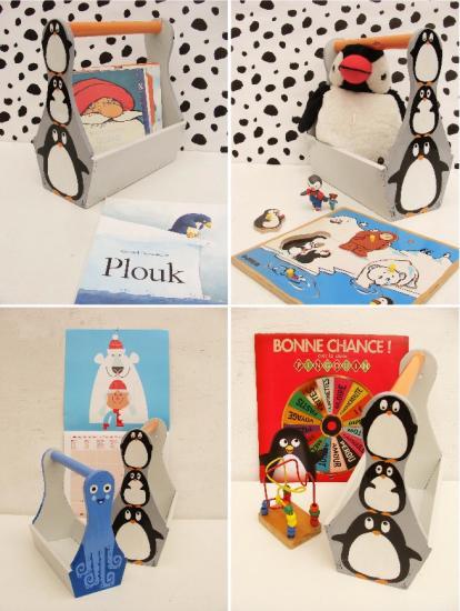Pingouin x 4b 1