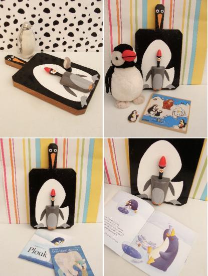 Pingouin x 4b
