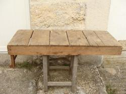 Plateau table basse 2