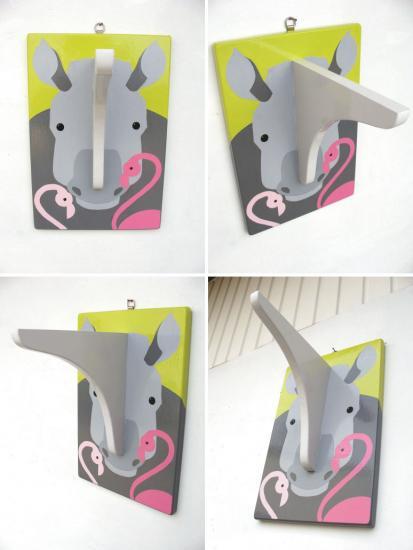 Rhino x 4