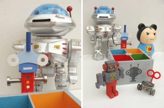 Robot x 2