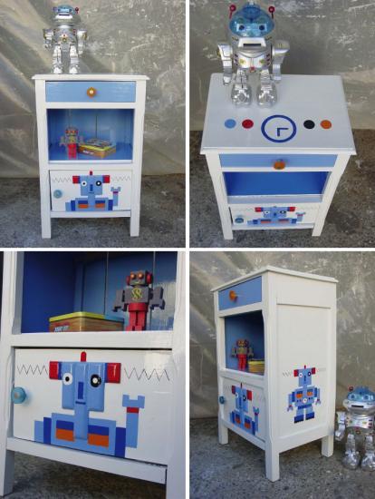 Robot x 4