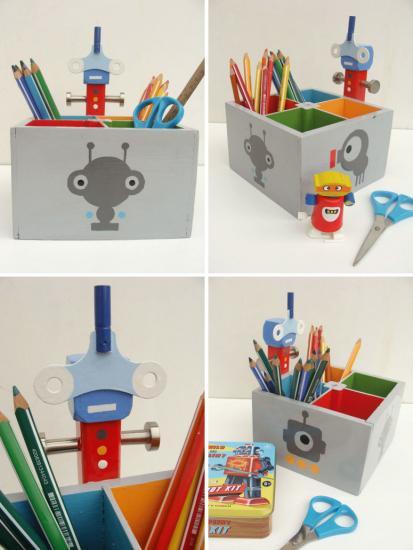 Robot x 7