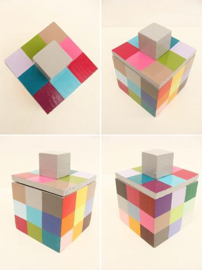 Rubik x 4