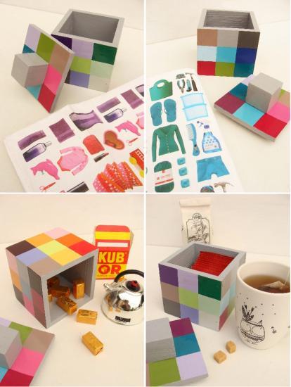 Rubik x 4b