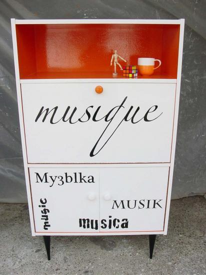 Secretaire musique 1