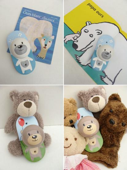 Teddy x 4