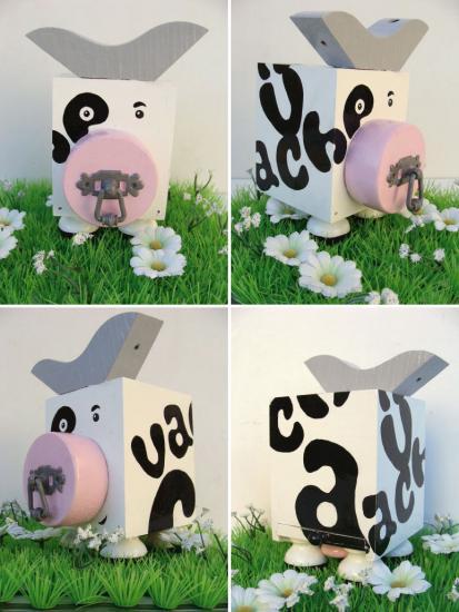 Vache x 5