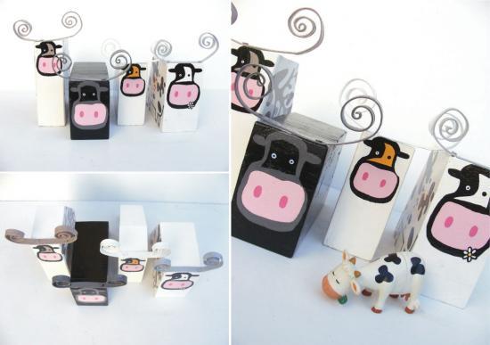 Vaches x 3