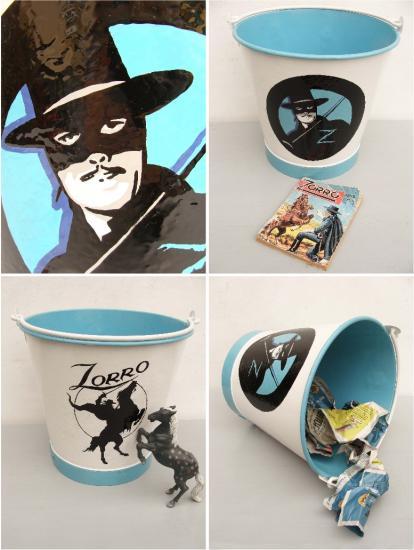 Zorro x 4